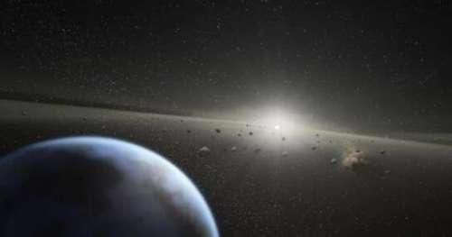 小行星发现水迹象 为什么会出现这样的情况