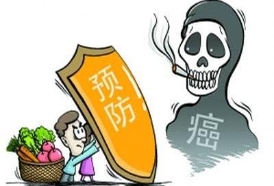 预防肺癌的3个生活方式