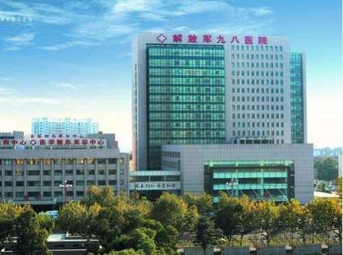 中国人民解放军第一九八医院