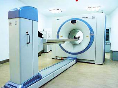 上海华山医院PET-CT全身扫描