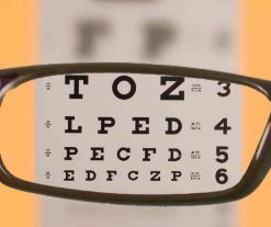 视力矫正注意事项