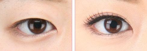 双眼皮怎么画眼线
