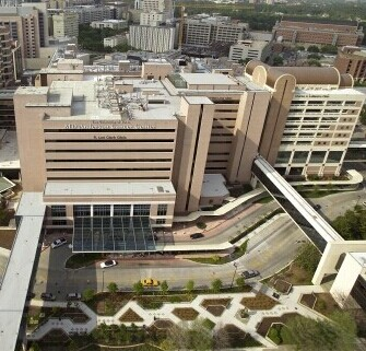 世界一流的MD安德森癌症中心
