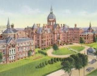 世界领先的约翰霍普金斯医院
