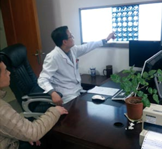 实地探访上海85医院伽马刀治疗