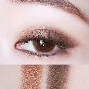 眼影颜色怎样搭配才好看