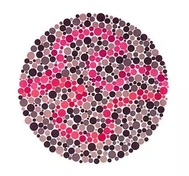 辨色能力测试