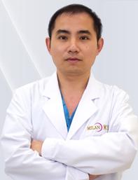 福州台江区米兰医疗美容门诊部何海飞医生