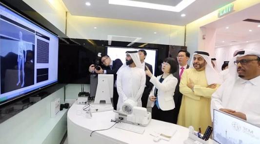 中国-阿联酋:医疗旅游促进民心相通