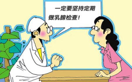手术治疗|乳腺癌术后需要定期检查!