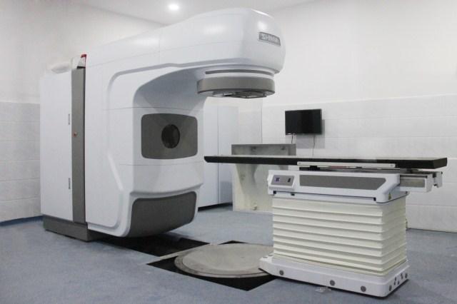 直线加速器|直线加速器用X射线杀死癌细胞