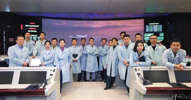 中国火星天团亮相 logo大气2020年将开启探测任务