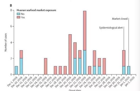 首例新型冠状病毒肺炎患者不是来自华南海鲜市场病毒还有其他疫源地?