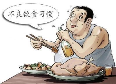 预防胃癌应远离哪些不良饮食习惯?