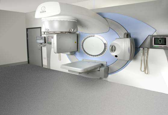 直 线 加 速 器 用 于 放 疗 的 适 应 症