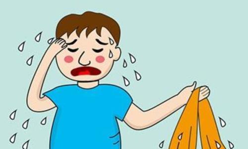 肝癌患者为什么会出虚汗?