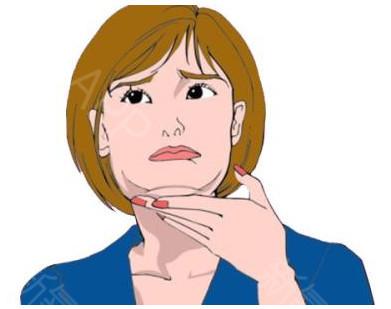 颈部和脸部水肿