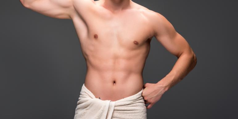 男人们勇敢秀出你们的腹肌吧!腹肌雕刻术让你快速拥有腹肌