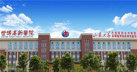山东淄博世博高新医院
