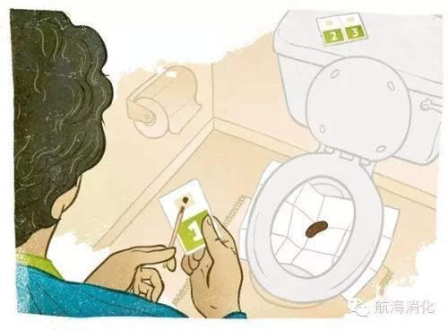 不想做肠镜?粪便检测也可查询结肠癌