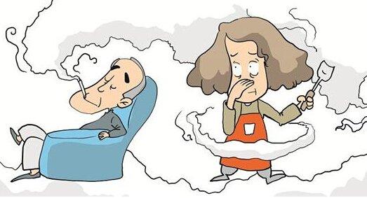 女性不吸烟为什么也会患肺癌?