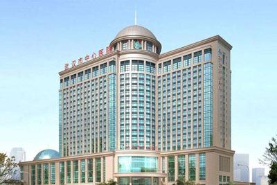 武汉市中心医院PET-CT中心
