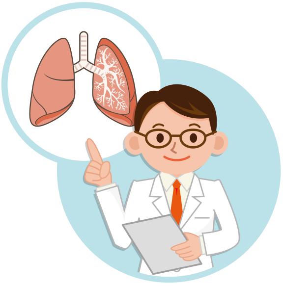 肺癌的早期症状不典型,但这种检查可以初步判断