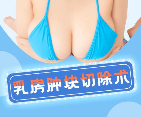 乳房肿块切除术