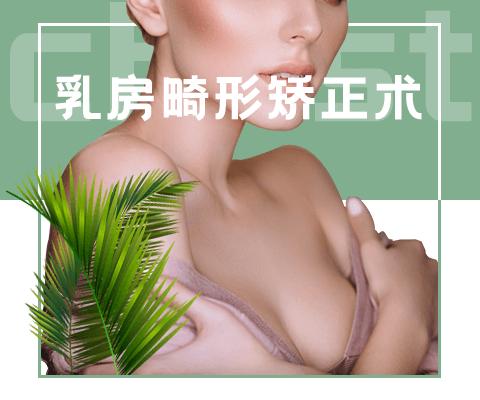 乳房畸形矫正术