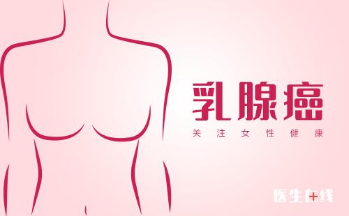乳腺癌早期症状是什么?为什么会得乳腺癌?