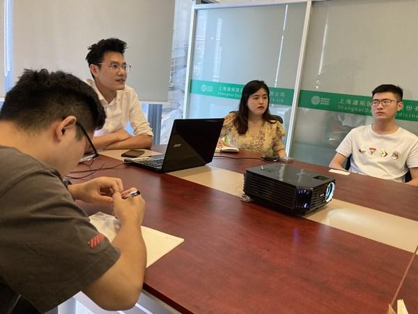 杭州瑞丽医疗美容与上海呆狐信息科技 开展深度交流合作会