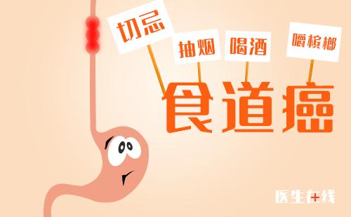 食道癌来临有哪些症状?会传染吗?