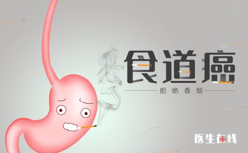 呕吐是食道癌症状吗?吞咽有异物感食道癌?