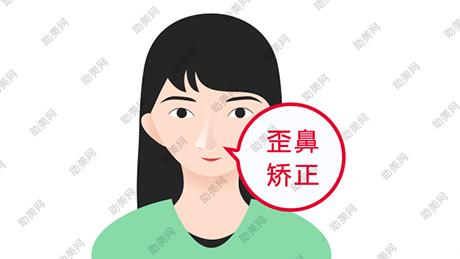 歪鼻矫正的适应症及歪鼻的类型