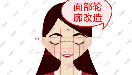 改脸型术前准备及手术方式选择