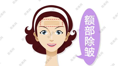 中医方法消除抬头纹,抬头纹去除效果