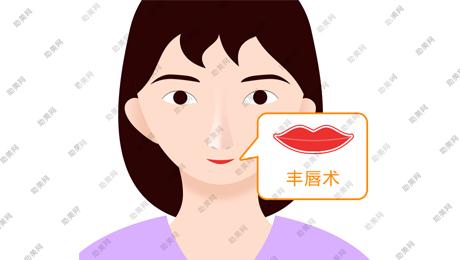 唇部整形的项目及唇部缺陷的类型