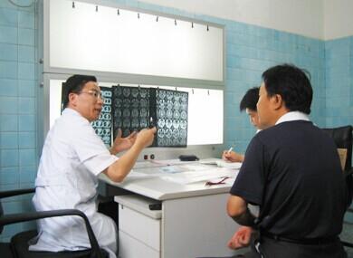 北京空军总医院tomo刀专家夏廷毅