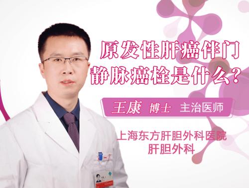 肝癌门静脉癌栓是什么意思?