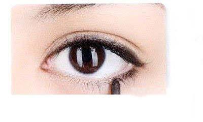 美娘教你双眼皮眼线的画法